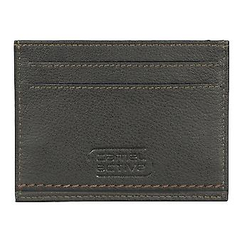 Camel active mens credit card holder card holder leather case Brown 4233