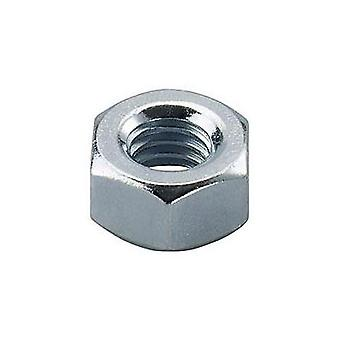 Hexagonal nut M8 100 pc(s) Fischer 79734
