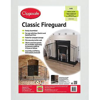 Clippasafe Classic Fire Guard