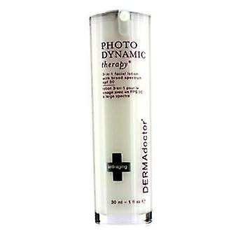 Photodynamic Therapy 3-In-1 Facial Lotion SPF 30 - 30ml/1oz