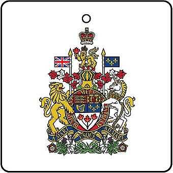 Armoiries Canada Coat Of Arms Car Air Freshener