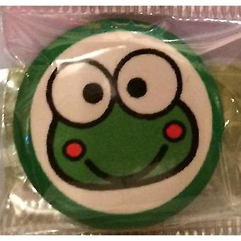 STOCK ITEM | Individual Badges | FROGS | Ideal Party Bag Badges | SINGLE BADGE