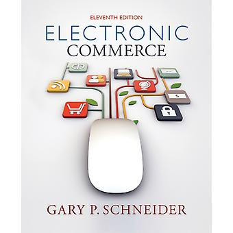 Electronic Commerce (Paperback) by Schneider Gary