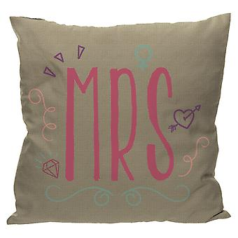 Puckator MRS Filled Scatter Cushion