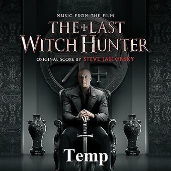 Steve Jablonsky - The Last Witch Hunter (Original Motion P [Vinyl] USA import
