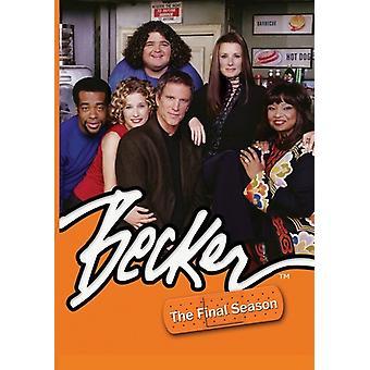 Becker: Sidste sæson [DVD] USA importerer