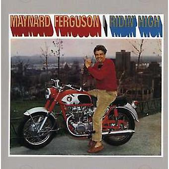 Maynard Ferguson - Ridin ' hög [CD] USA import
