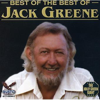 Jack Greene - bedste af det bedste [CD] USA import