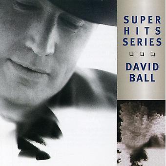 David Ball - Super Hits [CD] USA import
