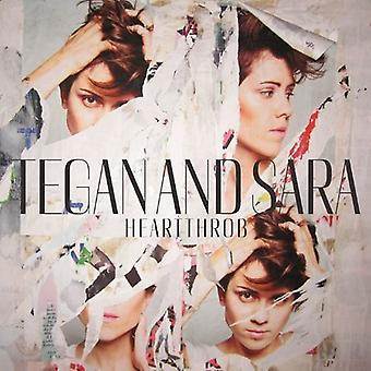 Tegan & Sara - Heartthrob [CD] USA import