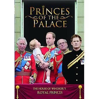 Prinser af Palace [DVD] USA importerer