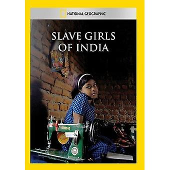 Slave Girls of India [DVD] USA import
