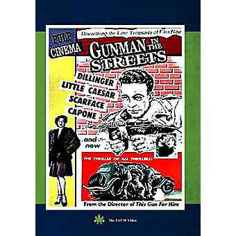 Gunman in the Streets [DVD] USA import