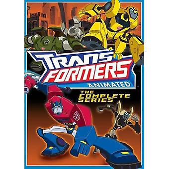 Transformers Animated: The Complete Series [DVD] USA import