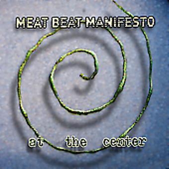 Kød Beat manifest - på Center [CD] USA importen