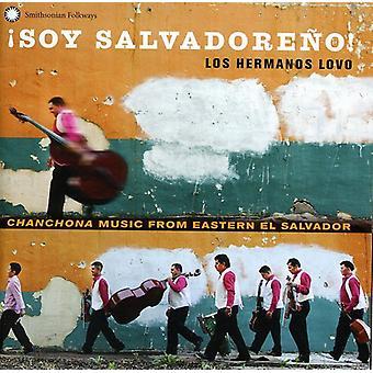 Los Hermanos Lovo - importar de Estados Unidos de la Chanchona Los Hermanos Lovo [CD]