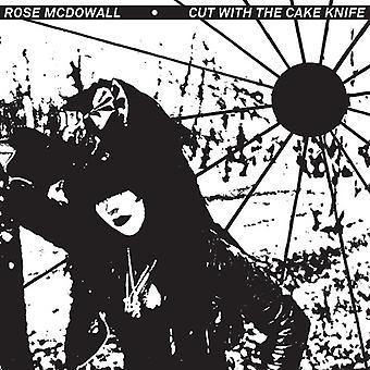 Rose McDowall - Cut med kage kniv [Vinyl] USA importen