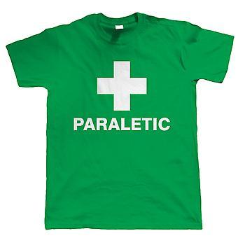 Vectorbomb, Paraletic, Mens divertente bere T-Shirt (S alla 5XL)