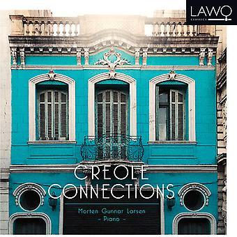 Gunnar Larsen - Creole forbindelser [CD] USA import