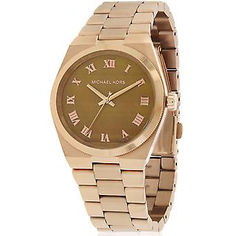 Michael Kors Channing Rose Gold-Tone Ladies Watch MK5895