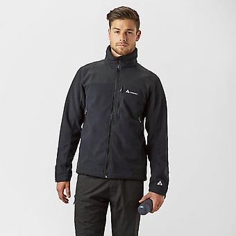Black Technicals Men's Windproof Jacket