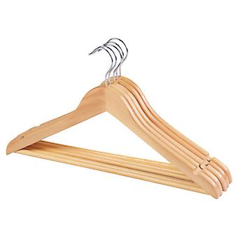 Closet Spice 40 Pack Wood Hangers