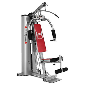 Device to load column guided load: 70 kg. MULTIGYM PRO G112X.