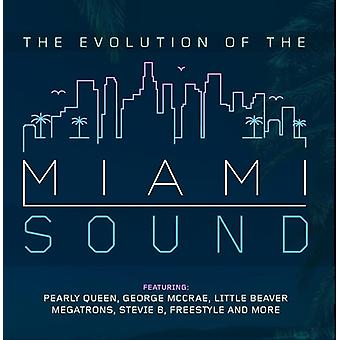 Various Artist - Evolution of the Miami Sound [CD] USA import