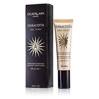 Guerlain Terracotta Joli Teint Verschönern Foundation SPF 20 - # Medium - 30ml / 1oz