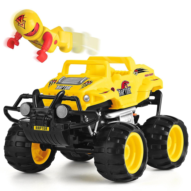 Monstre Smash up Race-télécomhommede RC Truck - Raptor