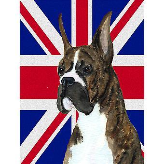 Boxer con dimensioni di casa della tela di bandiera inglese Union Jack bandiera britannica