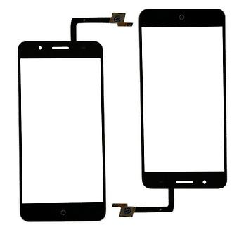 Display touch screen digitizer black for ZTE blade A610 plus