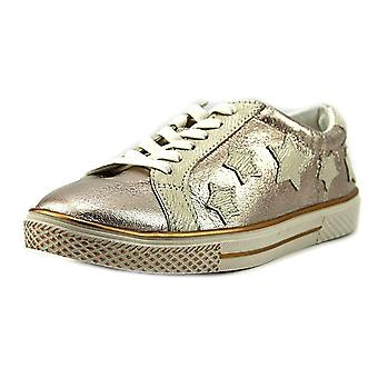 Bebe Womens Destine Fabric Low Top Lace Up Fashion Sneakers