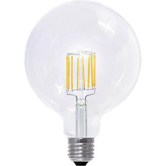 Segula LED E27 Globe 6 W = 40 W Warm white (Ø x L) 125 mm x 180 mm EEC: A+ Filament, dimmable 1 pc(s)