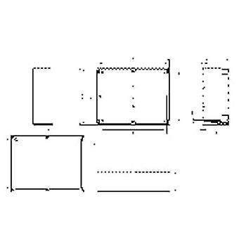 Build-in casing 302 x 232 x 110 Polycarbonate (PC) Light grey (RAL 7035)