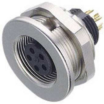 Binder 09-0416-00-05 09-0416-00-05 Sub Miniature Round Plug Connector Series Nominal current (details): 3 A Number of pi