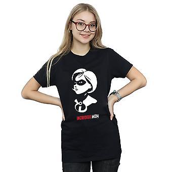 Disney kvinders Incredibles 2 utrolig mor kæreste Fit T-Shirt