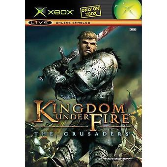Kingdom Under Fire The Crusaders (Xbox) - Factory Sealed