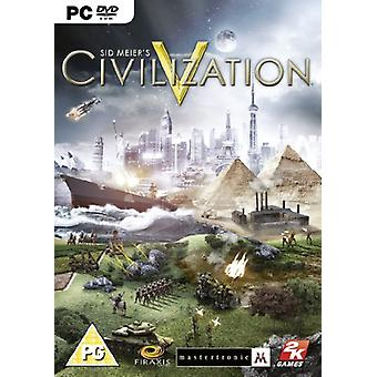 Civilization V (PC DVD)
