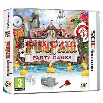 Funfair Party Games (Nintendo 3DS)