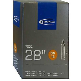 SCHWALBE DV 16 bicycle tube 27/28″