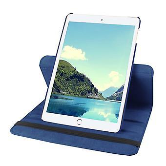 Täcka 360 grader blå väska för Apple iPad Pro 9,7 tums sleeve fall täcka
