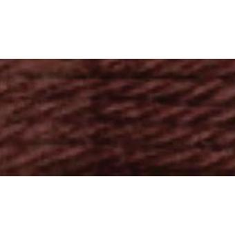 DMC Tapestry & Embroidery Wool 8.8yd-Dark Puce