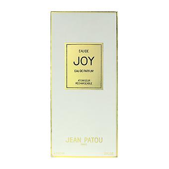 Jean Patou Eau De glädje Eau De Parfum Spray påfyllningsbara 2,0 Oz/60 ml i rutan (Vintage)