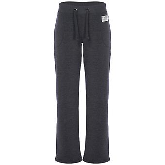 Animal Charcoal Marl Lounger Womens Joggers