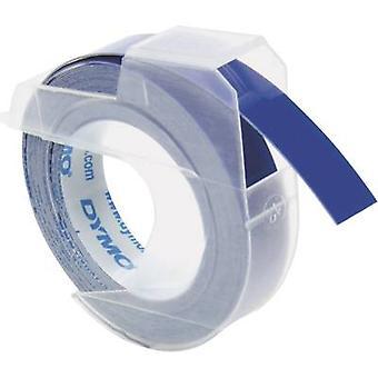 Labelling tape DYMO S0898140 Tape colour: Blue Font colour: White 9 mm 3 m