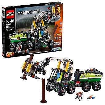 LEGO Technic Power 42080 Wald Maschine Bau Spielset