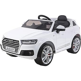 Licensed Audi Q7 4.2 TDI Quattro 2017 Model 12v Kids Electric Car