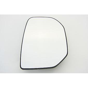 Right Mirror Glass (heated) & Holder for PEUGEOT PARTNER van 2008-2012