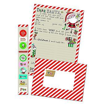 Rachel Ellen Letter To Santa